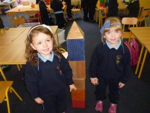 Maths Week Activities in Junior Infants
